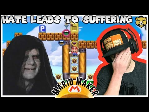 Let The Salt Flow Through You! Super Expert 100 Man Mario Maker