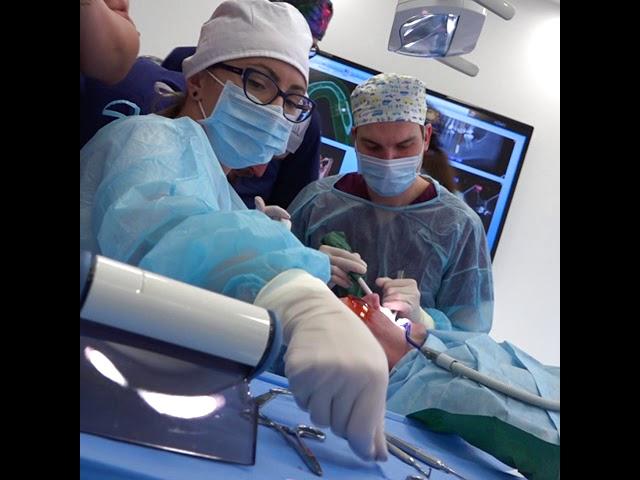Practiculum Implantologii - Sezon IXA - Sesja 6 - zabieg 2