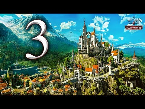 The Witcher 3 - Blood & Wine 3 : The Hunt For The Hare