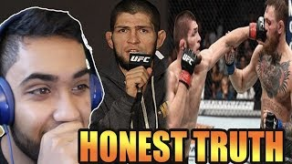 The Honest Truth about The Khabib Nurmagomedov UFC 229 Post-Fight Press Conference!