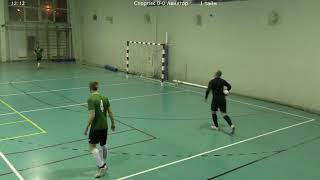 Спортик Авиатор 16 ТУР Чемпионата КЛФЛ по мини футболу сезон 2020 2021
