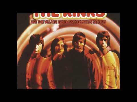 The Kinks - The Village Green Preservation Society (Official Audio)