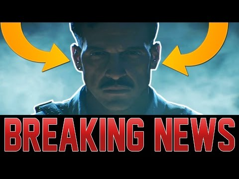 NEW RICHTOFEN QUOTES RECORDED FOR BLACK OPS 3 ZOMBIES!  VOICE ACTOR CONFIRMS!
