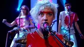 tUnE-yArDs - Water Fountain - Later... with Jools Holland - BBC Two