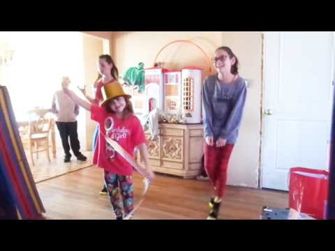 92 Year Old Grandma & Little Gymnasts Try Irish Step Dancing Like The PROS (ST. PATTY'S DAY!)