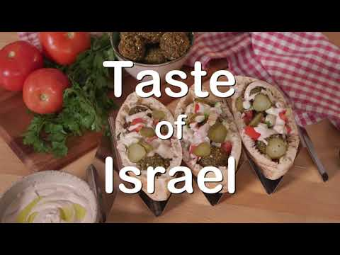 Taste Of Israel - Falafel