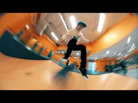 Chinese can skate! Skate Campus Beijing 17.12.2017