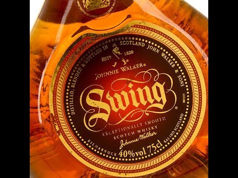 Johnnie Walker Swing Blended Scotch Review by Jason Debly