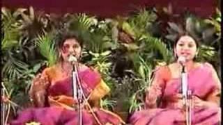 Anurenu Paripoorna - Annamacharya - Deepika & Shilpa