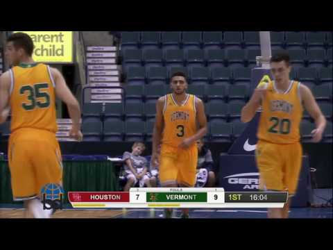 Vermont vs Houston - Gulf Coast Showcase Championship