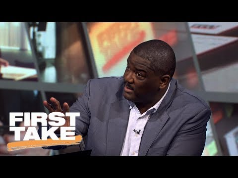 Joe Dumars Discusses Warriors' Dominance in NBA | First Take | June 23, 2017