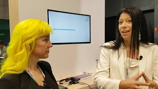 Interview with DefinedCrowd Founder & CEO Daniela Braga #MWC2019