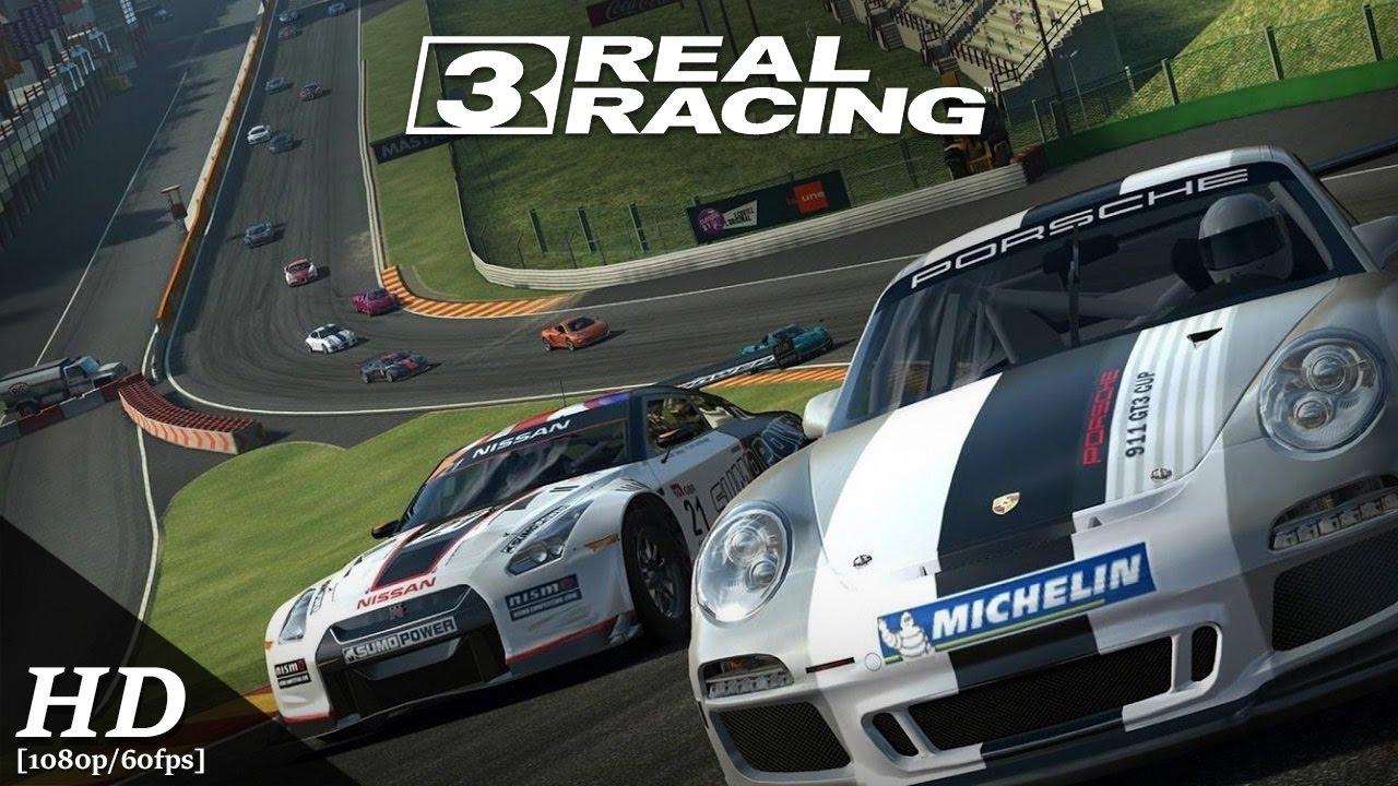 Resultado de imagen para Real Racing 3 apk