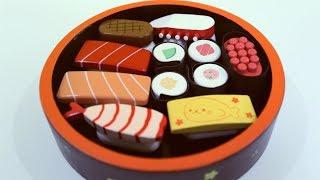 초밥 도시락 만들기 장난감 놀이 Sushi Lunch …