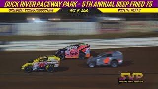 Duck River Raceway Park Mod Lite Feature