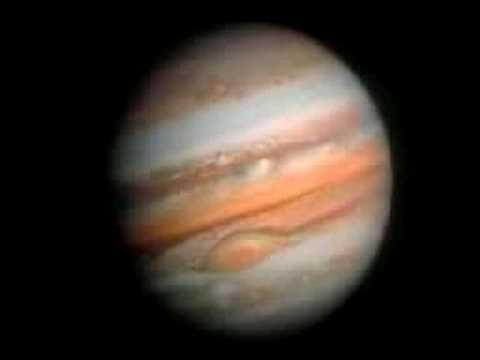 jupiter footage youtube