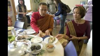 بوذيون في بلاد الألب