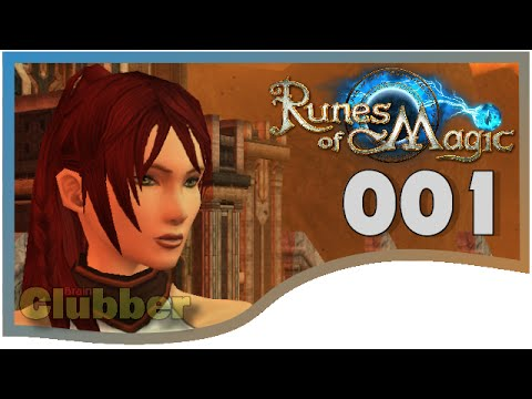 Ich bin so vergesslich ★ MMORPG ★ Let's Play – Deutsch – RoM – Runes of Magic Gameplay #001