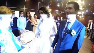 Красивая Свадьба 2017 в Измайлово.