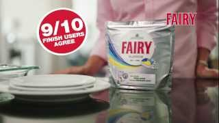 Fairy Platinum All in One Dishwasher Tablets Thumbnail