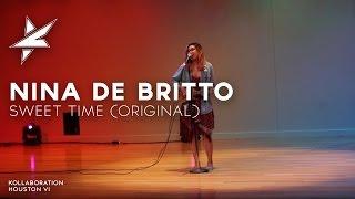 Nina De Britto - Sweet Time (ORIGINAL) LIVE - KH6
