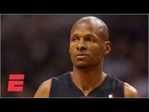 Ray Allen criticizes the high volume 3-point shooting in the NBA   #Greeny