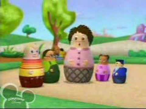 Lance and Jamie on Higglytown Heroes