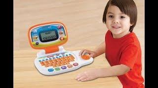Видео обзоры игрушек - Ноутбук Laptop Learning Computer Vtech