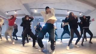 [부산워너비댄스] 송민호(MINO) : 아낙네 / K-POP DANCE CLASS