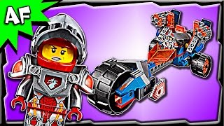 Lego Nexo Knights Macy's THUNDER MACE 70319 Stop Motion Build Review