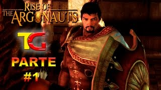 Rise Of The Argonauts - gameplay completo [PARTE 1] comentado PT-BR [HD]