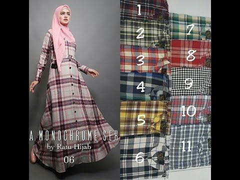 Model Gamis Abaya Terbaru Ratu HIjab