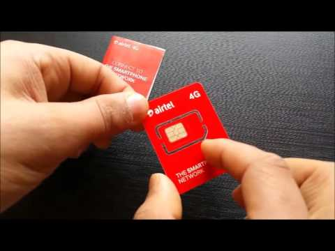 How To Activate Airtel 4G Sim Card Free? A Step By Step Guide