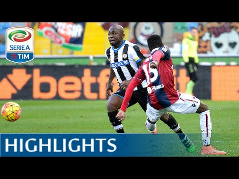 Udinese - Bologna 0-1 - Highlights - Matchday 25 - Serie A TIM 2015/16