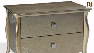 Armani Gold Nightstand Vgunaw325-76 From Vig Furniture