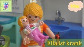 playmobil film deutsch ella ist krank playmobil geschichten mit familie miller