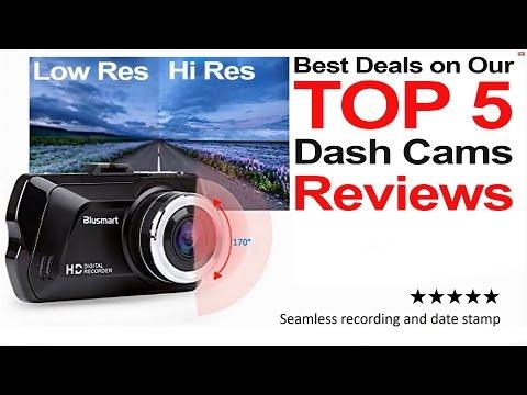 Best Dash Cam Deals | Our Top 5 Reviews