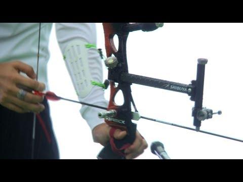 Ind. Match #5 - Tokyo - Archery World Cup 2012