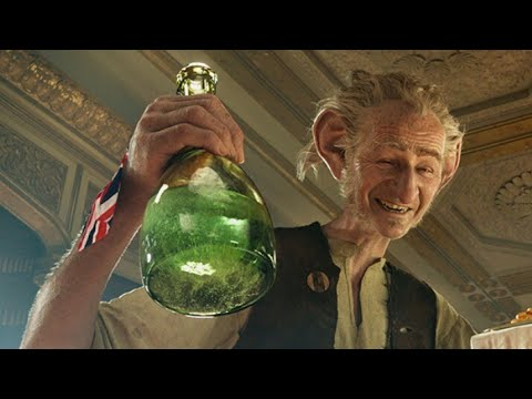 Download The best funny movement in the BFG movie/HD IN HINDI /AB STYLE