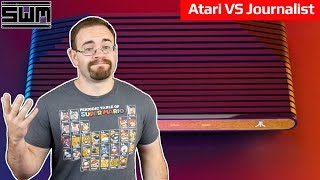 Atari Gets Caught By A Journalist With Recordings | News Wave Extra