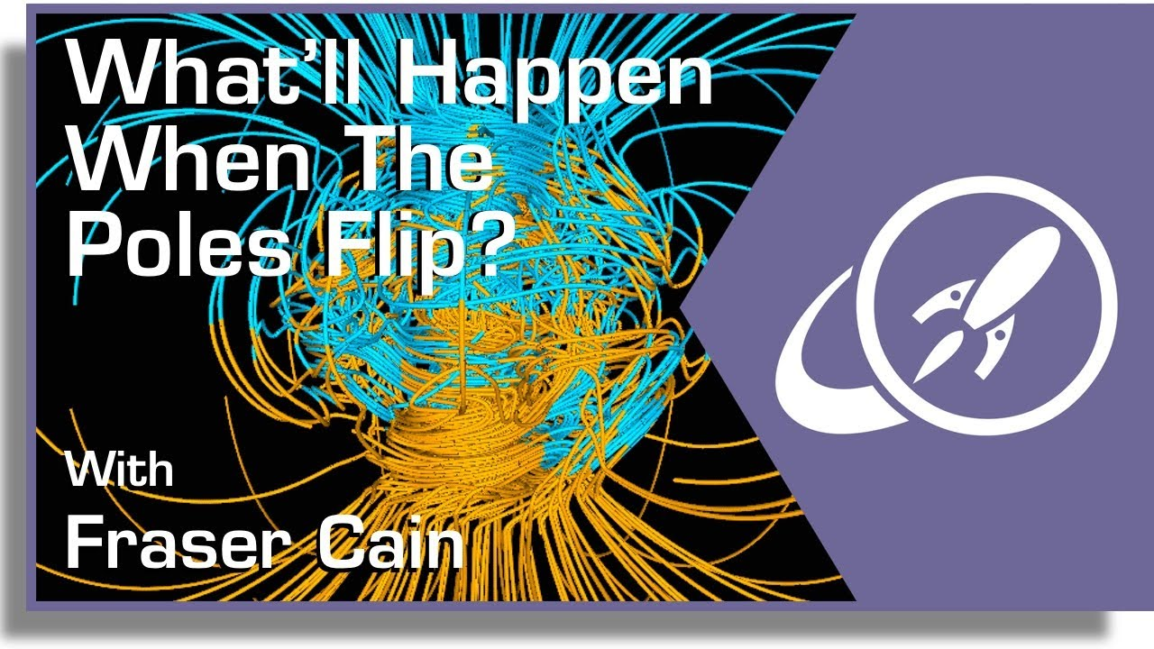 What Happens When The Poles Flip? Understanding the Earth's Magnetic Field  Reversal