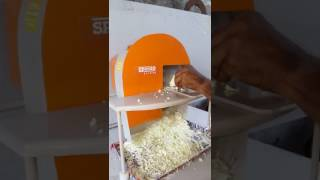 Power Operated Vegetable Shredding machine, Cabbage Shredder for Caterers, Hotels