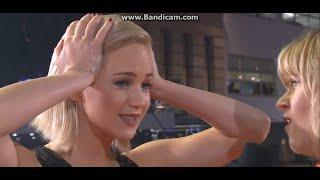 Mockingjay Part 2 London Premiere - Jennifer Lawrence
