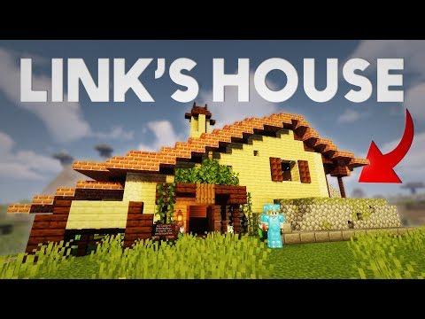 Exploring ZELDA Builds In Our Minecraft Server!