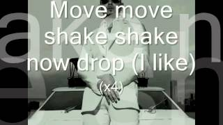 Move Shake Drop Remix- DJLaz Feat Pitbull letra  lyrics