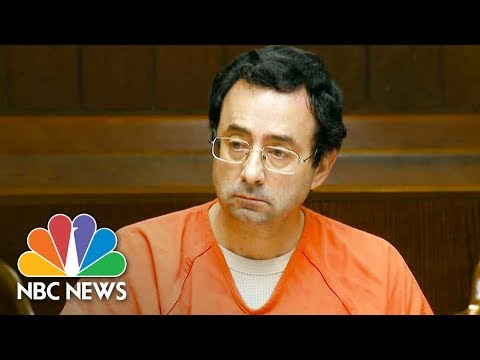 Watch Live: Reactions To The Sentencing Of Larry Nassar | NBC News