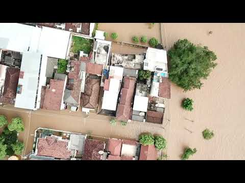 Enchente em Itaperuna 25/01/2020 parte 2