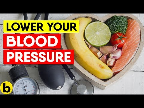 5 Types Of Food That Help Lower Your Blood Pressure