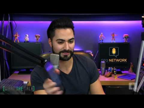 "What The Talk Ep. 72 - Amazon 7"" Fire Tablet Unboxing"