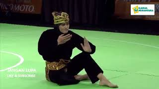 Video Puspa Arumsari Pencak Silat Putri dari SH TERATE SEA Games 2017 download MP3, 3GP, MP4, WEBM, AVI, FLV Oktober 2019